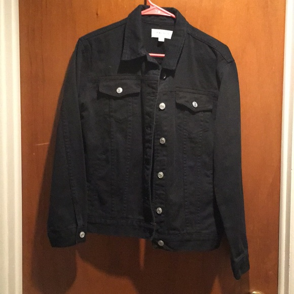 PacSun Jackets & Blazers - NWOT pacsun Black denim Jacket